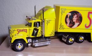 Sinalco Show Truck
