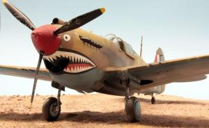 Curtiss P-40B Tomahawk IIB