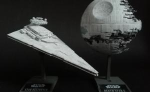 Death Star II und Star Destroyer
