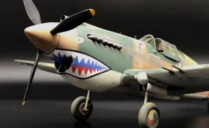 Curtiss P-40B