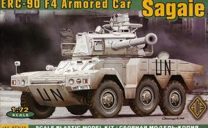 ERC-90 F4 Armored Car Sagaie