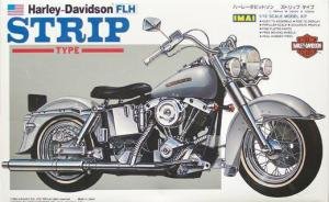 Harley Davidson FLH Strip Type