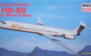 McDonnell-Douglas MD-80 Trans World Airlines