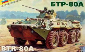 BTR-80A / Armored Personnel Carrier (APC)