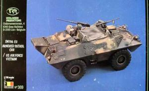 XM706 E2 Armored Patrol Car / US Air Force Vietnam