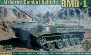 Airborne Combat Vehicle BMD-1