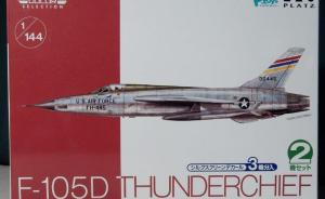 Republic F-105D Thunderchief von