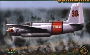 Grumman AF-2S Firefighting Guardian