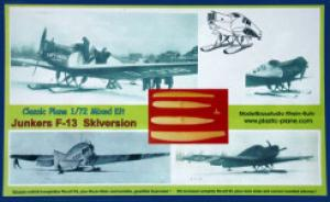 Junkers F13 Skiversion von