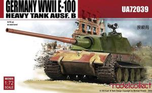 Germany WWII E-100 Heavy Tank Ausf. B