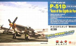 "P-51D ""Aces of the Eighth Air Force"""