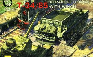 T-34/85 Repair Retriever with Winch