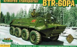Armored Transporter BTR-60PA