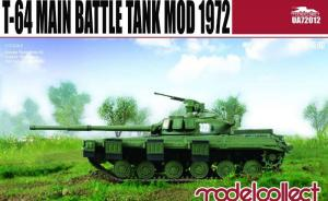 T-64 Main Battle Tank Mod. 1972