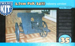 3,7cm PaK 34 (t) infantry version