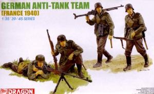 German Anti-Tank Team (France 1940)