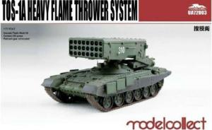 TOS-1A Heavy Flame Thrower System