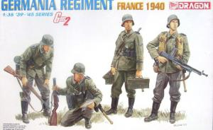 Germania Regiment France 1940