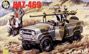 UAZ-469 with 106mm Gun