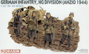 German Infantry, HG Divison (Anzio 1944)