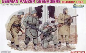 German Panzergrenadiers Kharkov 1943 - Premium Edition