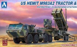 US HEMIT M983A2 Tractor & Patriot Pac-3 Launching Station