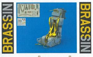 F-104 MB.7 ejection seat