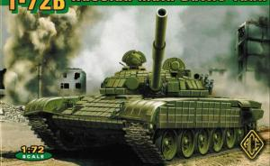 T-72B Russian Main Battle Tank