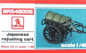 Japanese Refueling Cart