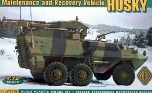 Husky Maintenance & Recovery Vehicle