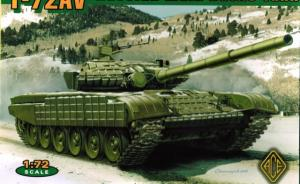T-72AV Russian Main Battle Tank