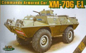 Commando Armored Car XM-706 E1 (V-100)