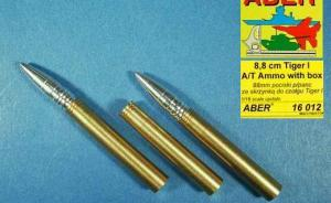 8,8cm Tiger I A/T Ammo with box