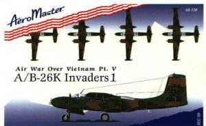 Air War over Vietnam Pt. V: A/B-26 K Invaders Pt 1