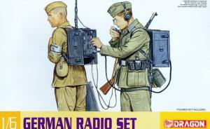 German Radio Set