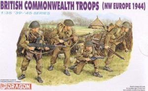 British Commonwealth Troops (NW Europe 1944)