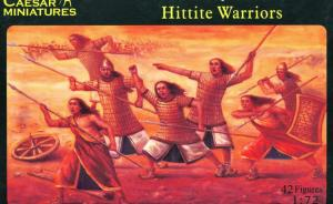 Hittite Warriors (The Battle of Qadesh 1300 BC)