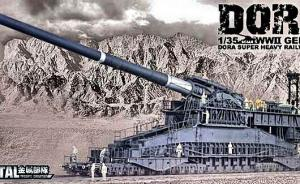 "Railway Gun ""DORA"" (Part 1)"