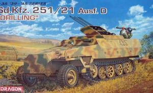 ": Sd.Kfz.251/21 Ausf.D ""Drilling"""