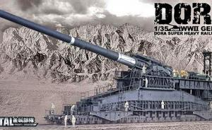 "Railway Gun ""DORA"" (Part3)"
