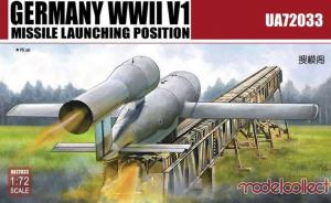Germany WWII V1 Missile Launching Station