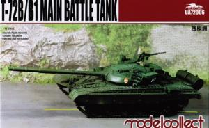T-72B/B1 Main Battle Tank