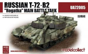 "Russian T-72 B2 ""Rogatka"" Main Battle Tank"