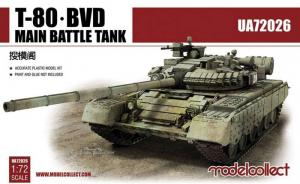 T-80 BVD Main Battle Tank