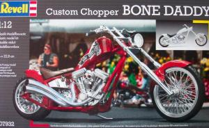 "Custom Chopper ""Bone Daddy"""