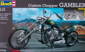 "Custom Chopper ""Gambler"""